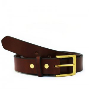 American Bench Craft The Everyday Leather Belt