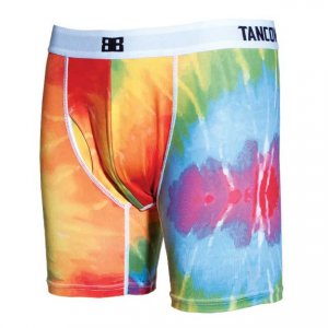 Buttcovers Tie Dye Jamie Tancowny Signature Boxer Brief Unde...