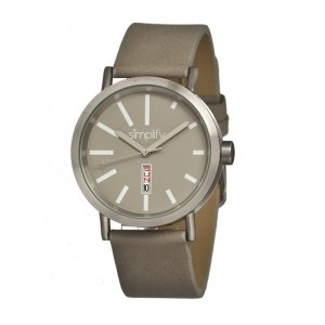 Simplify 0405 The 400 Unisex Watch