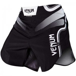 Venum Tempest 2.0 Combat Fight Boardshorts Beachwear Black