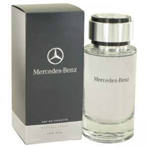 Mercedes Benz Eau De Toilette Spray 4 oz / 118.3 mL Fragranc...