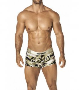 Intymen Sleek Boxer Brief Underwear Camouflage 5837