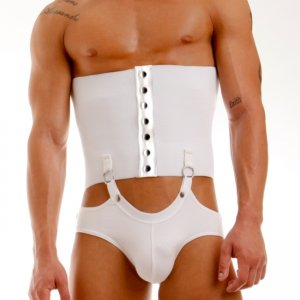 Modus Vivendi Transformer Brief Underwear White 16211