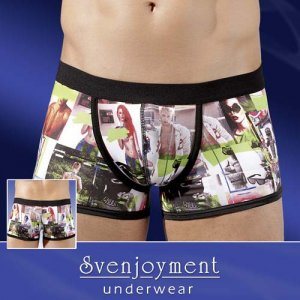 Svenjoyment Photo Print Boxer Brief Underwear 2131374