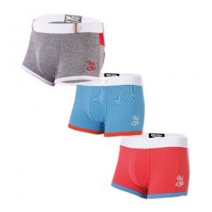 Rock N Fresh [3 Pack] Package B Boxer Brief Underwear