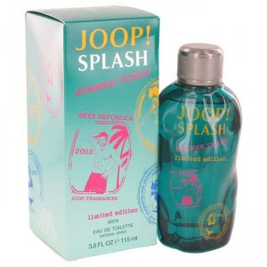 Joop! Splash Summer Ticket Eau De Toilette Spray 4.2 oz / 12...