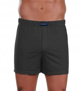 Lord Side Open Loose Boxer Shorts Underwear Charcoal 141
