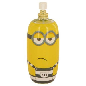 Minions Yellow Eau DE Toilette Spray (Tester) 3.3 oz / 97.59...
