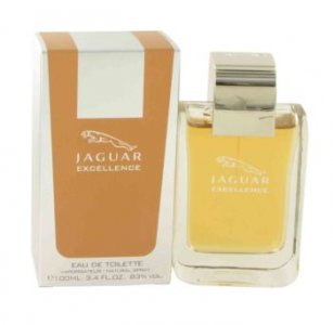 Jaguar Excellence Eau De Toilette Spray 3.4 oz / 100.55 mL M...