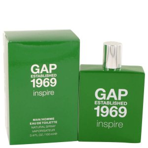 Gap 1969 Inspire Eau De Toilette Spray 3.4 oz / 100.55 mL Me...