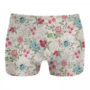 Mr. Gugu & Miss Go Parrots Boxer Brief Underwear UN1065