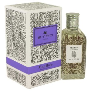 Etro Manrose Eau De Parfum Spray 3.4 oz / 100.55 mL Men's Fr...