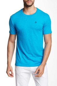Mr.Swim The Classic Short Sleeved T Shirt Turquoise