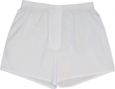 Charlie Dog The Bruce Loose Boxer Shorts Underwear White 000-951