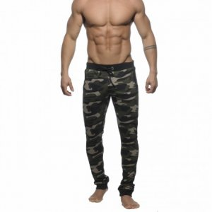 ES Collection Military Sweat Pants Camouflage Classic SP056