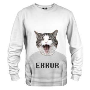 Mr. Gugu & Miss Go Error Unisex Sweater S-PC565