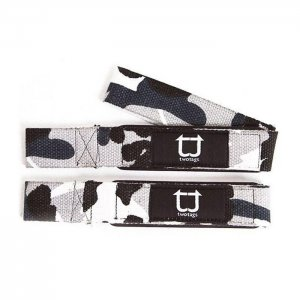 Twotags Weight Lifting Straps Sportswear Camo