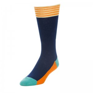 Strollegant CHAMPION Crew Socks Blue