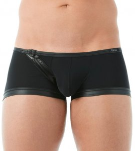 Gregg Homme BREAK-IN Boxer Brief Underwear Black 142005