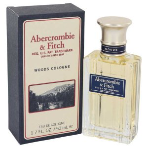 Abercrombie & Fitch Woods Eau De Cologne Spray 1.7 oz / 50.2...