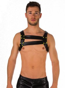 Barcode Berlin Hector Laboratory Harness Black 91312-100