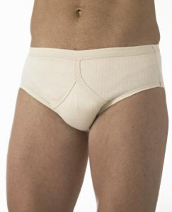 Jockey Comfort Rib Brief Underwear Flesh M9110G