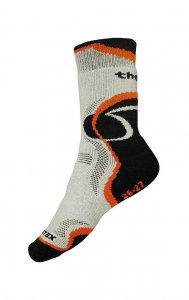 Litex Crew Socks Black 99621