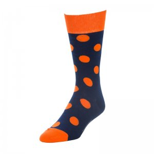 Strollegant CLASSIC Crew Socks Orange
