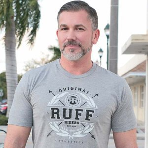Ruff Riders Olympian Short Sleeved T Shirts