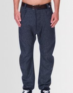 Kear&Ku Tailored Bow Pants Blue