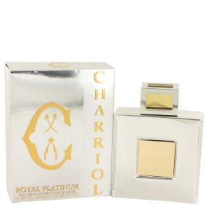 Charriol Royal Platinum Eau De Parfum Spray 3.4 oz / 100.55 ...