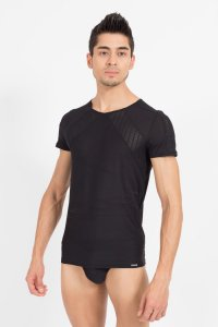Lookme Trouble Short Sleeved T Shirt Black 45-81