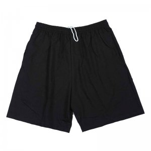 Hanes Lounge Shorts Black 8790