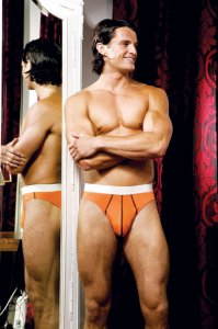 Kiniki Classic Cotton Lycra Brief Underwear Orange KCB
