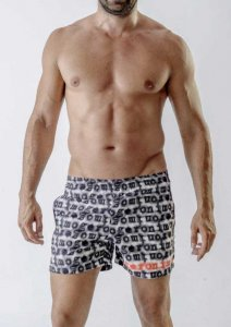 Geronimo Shorts Swimwear 1709P1-1