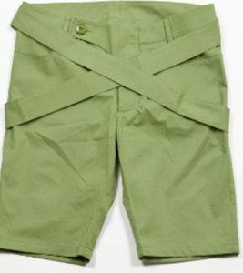 Sopopular Paul Bermuda Shorts Light Green 308-11-64168