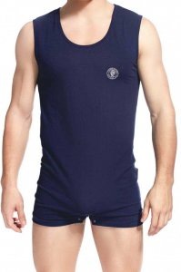 L'Homme Invisible Saint Malo Bodysuit Navy HW147-MAL-049