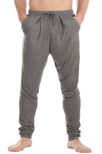 L'Homme Invisible City Chic Harem Pants Grey HW133-LOU-GC3