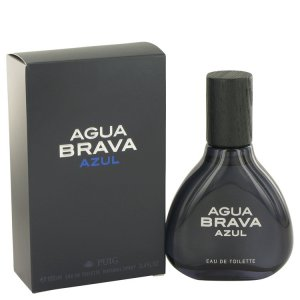 Antonio Puig Agua Brava Azul Eau De Toilette Spray 3.4 oz / 100.55 mL Men's Fragrance 516897