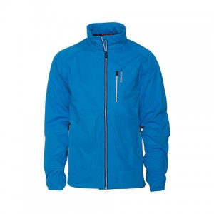 Didriksons Pitch Unisex Jacket Bright Blue 535042