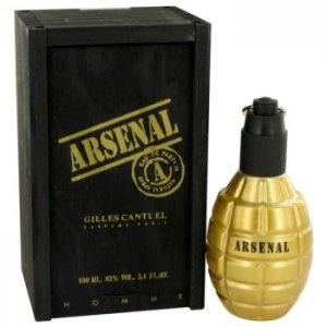 Gilles Cantuel Arsenal Gold Eau De Parfum Spray 3.4 oz / 100...