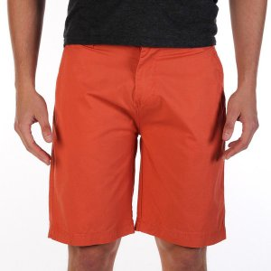 PX Clothing Gavin Shorts Burnt Orange PX1914B