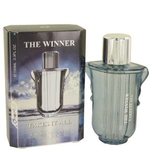La Rive The Winner Takes It All Eau De Toieltte Spray 3.3 oz / 97.59 mL Men's Fragrances 536968
