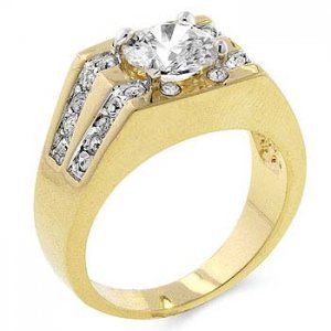 J Goodin Men's Ring R03503T-C01