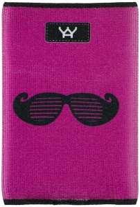 YaYwallet Lip Service Pink Wallet 1021