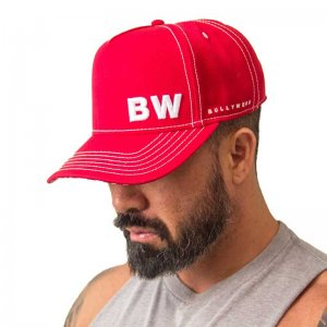Bullywear Liquid Hat Red LR