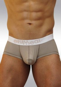 Ergowear Max Suave Boxer Brief Underwear Mink Brown