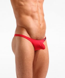 Cocksox Classic Thong Underwear Risky Red CX05