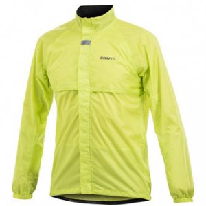 Craft Active Bike Rain Long Sleeved Jacket Light Green 1901948