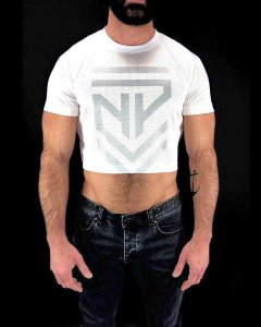 Nasty Pig ILP Crop Short Sleeved T Shirt 1348